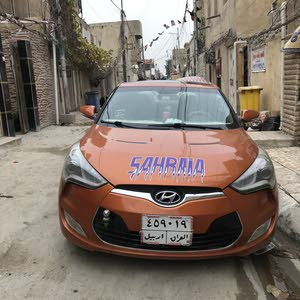 160,000 - 169,999 km mileage Hyundai Veloster for sale