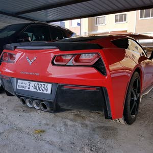 Chevrolet Corvette car is available for sale, the car is in  condition