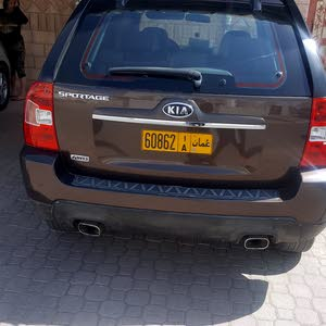 Kia Sportage car for sale 2009 in Muscat city