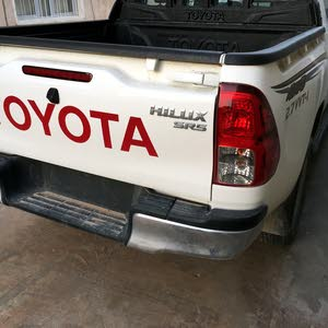 New 2017 Hilux