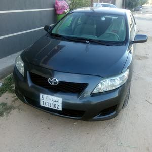 Available for sale! 1 - 9,999 km mileage Toyota Corolla 2009