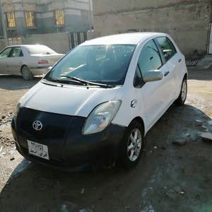 90,000 - 99,999 km Toyota Yaris 2008 for sale