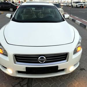 NISSAN MAXIMA 2013  GCC 4 new tiers FULL OPTION FULL SERVICE NO NEED TO SPEND ANY Money in very goo