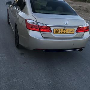 Honda Accord 2013 GCC