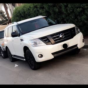 2014 Used Patrol with Manual transmission is available for sale