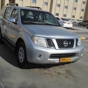 +200,000 km Nissan Pathfinder 2010 for sale