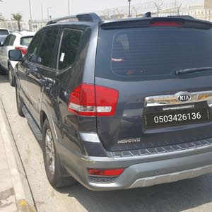 Kia Mohave 2017 For sale - Grey color