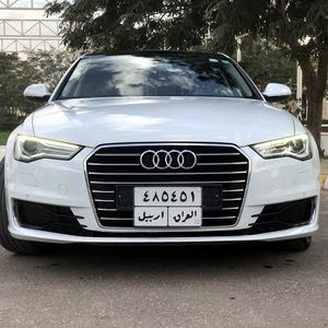 Used 2016 Audi A6 for sale at best price