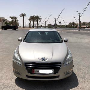 Peugeot 508 in perfect conditions