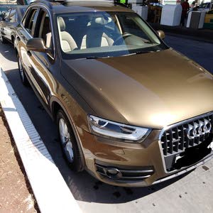 Used Audi Q3 for sale in Amman