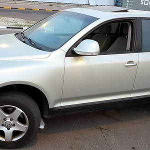 For sale 2008 Gold Touareg