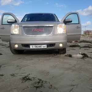 جمس يوكن 2007 رباعي خليجية استيراد دبي السيارة نظيفه عيب لا