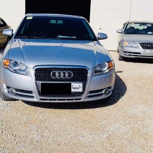 Automatic Grey Audi 2006 for sale