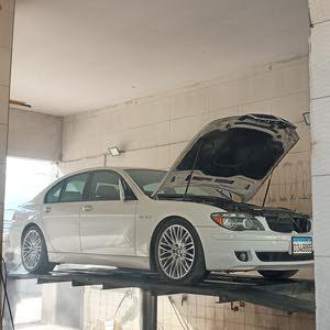 BMW 750i super clean car