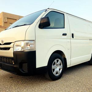 2016  Hiace with  transmission is available for sale