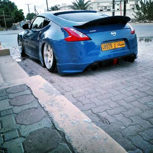 For sale 2012 Blue 370Z