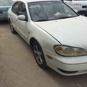 Available for sale! 1 - 9,999 km mileage Nissan Maxima 2001