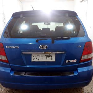 2006 Used Sorento with Automatic transmission is available for sale