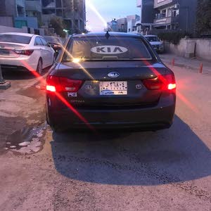 Kia Optima car for sale 2010 in Baghdad city