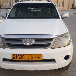 Available for sale!  km mileage Toyota Fortuner 2008