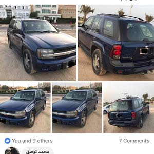 Best price! Chevrolet TrailBlazer 2006 for sale
