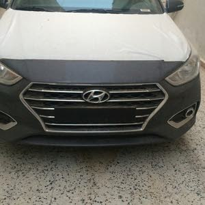 Automatic New Hyundai Accent