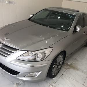 For sale 2012 Silver Genesis