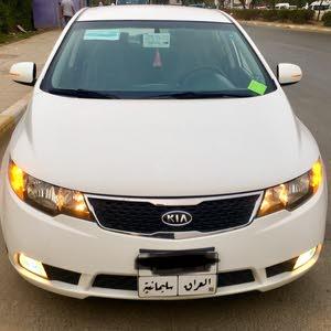 Used Kia Cerato for sale in Baghdad