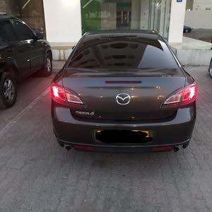 Gasoline Fuel/Power   Mazda 6 2013