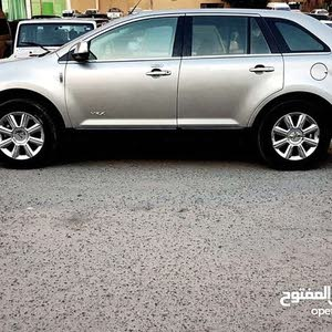 Lincoln MKX 2008 For sale - Grey color