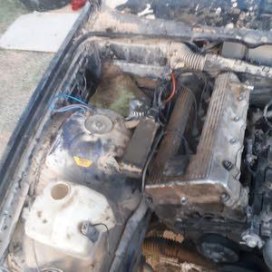 محرك 18 كتينه حديد دبل امبرو بالكمبيو والمغديات فيه بدايه خفيفه