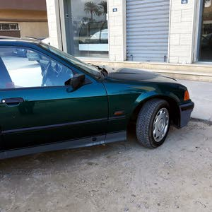 Automatic Green BMW 2000 for sale