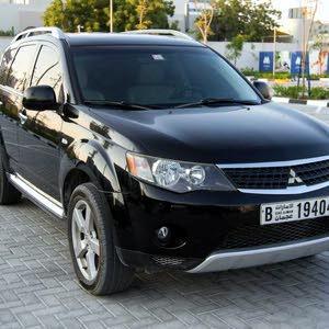 Mitsubishi Outlander 2009 Full option 3.0 lt V6 engine in Good Condition for sale