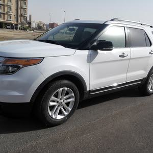 Automatic Ford 2014 for sale - Used - Jeddah city
