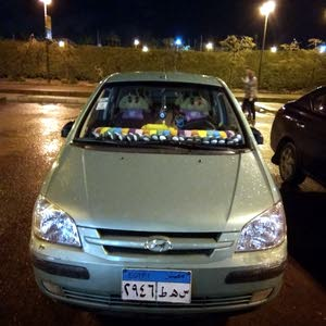 For sale Used Hyundai Getz