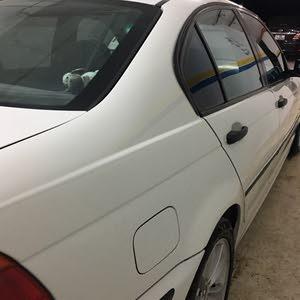 BMW 318 E46 فحص كامل للبيع