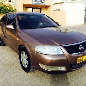 Nissan Sunny 2009 For sale - Brown color