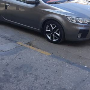 Kia Koup Used in Tripoli