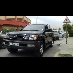 Automatic Used Lexus LX
