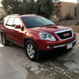 Used condition GMC Acadia 2012 with 1 - 9,999 km mileage