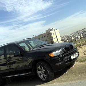 Automatic Black BMW 2003 for sale