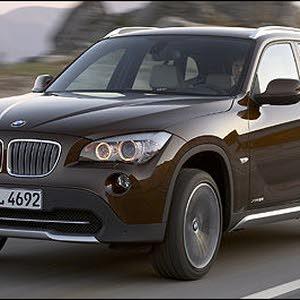 Gasoline Fuel/Power   BMW X1 2011