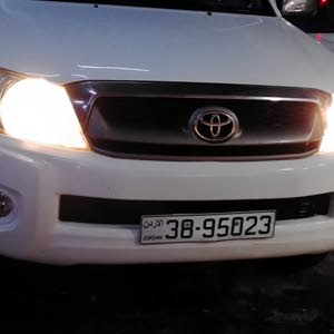 60,000 - 69,999 km Toyota Hilux 2009 for sale