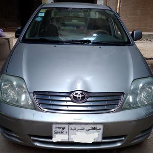 Toyota Corolla made in 2003 for sale
