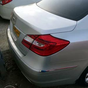 Grey Hyundai Genesis 2012 for sale