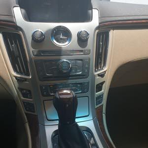 Gasoline Fuel/Power   Cadillac CTS 2009