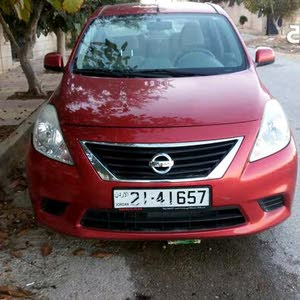 Gasoline Fuel/Power   Nissan Sunny 2014