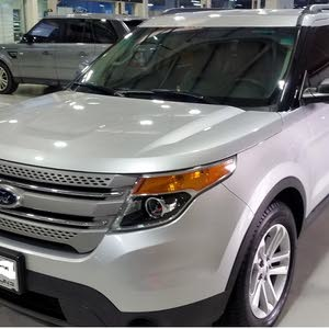 Ford Explorer, 2014, Silver, 23000 KM, 1 yr warnty, No Accidents,Single Owner,AED 74000,Negotiable