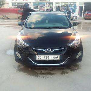 Hyundai Elantra car for sale 2013 in Benghazi city