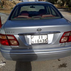 Gasoline Fuel/Power   Nissan Sunny 2001